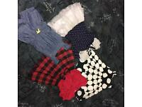 Girls clothes huge bundle (must check all the pictures)