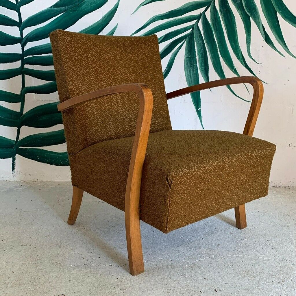 Gorgeous Vintage Antique Mid Century Armchair | in Hackney ...