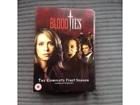 BLOOD TIES DVD THE COMPLETE FIRST SERIES
