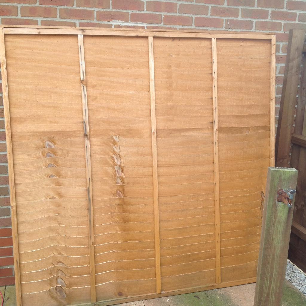 6x6 fence panel for sale in ipswich suffolk gumtree 6x6 fence panel for sale baanklon Images