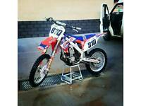 Immaculate Crf 450