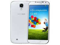 SAMSUNG GALAXY S4 UNLOCKED SIM FREE DIFFERENT COLOURS AVAILABLE