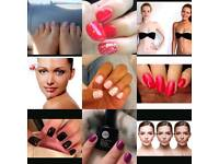 Spray tan/gel nails mobile service