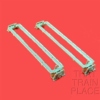 RS-1 SILLS  UNDECORATED (2) FITS CHINA VERSIONS ATLAS  N SCALE RS1