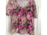 LADIES BLOUSES SIZE 14/16 (2)