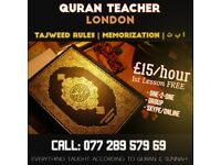 Quran Teacher | Arabic | Tajweed | Alif baa taa | Memorization