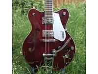 Gretsch G5122 Electromatic Hollow Body Electric Guitar Walnut