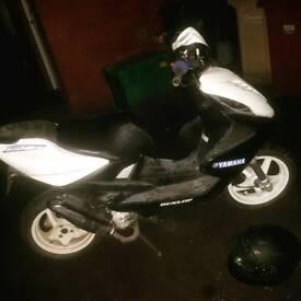 Yamaha areox yq50