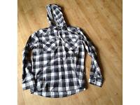 Hooded long sleeve shirt XL - PRIMARK