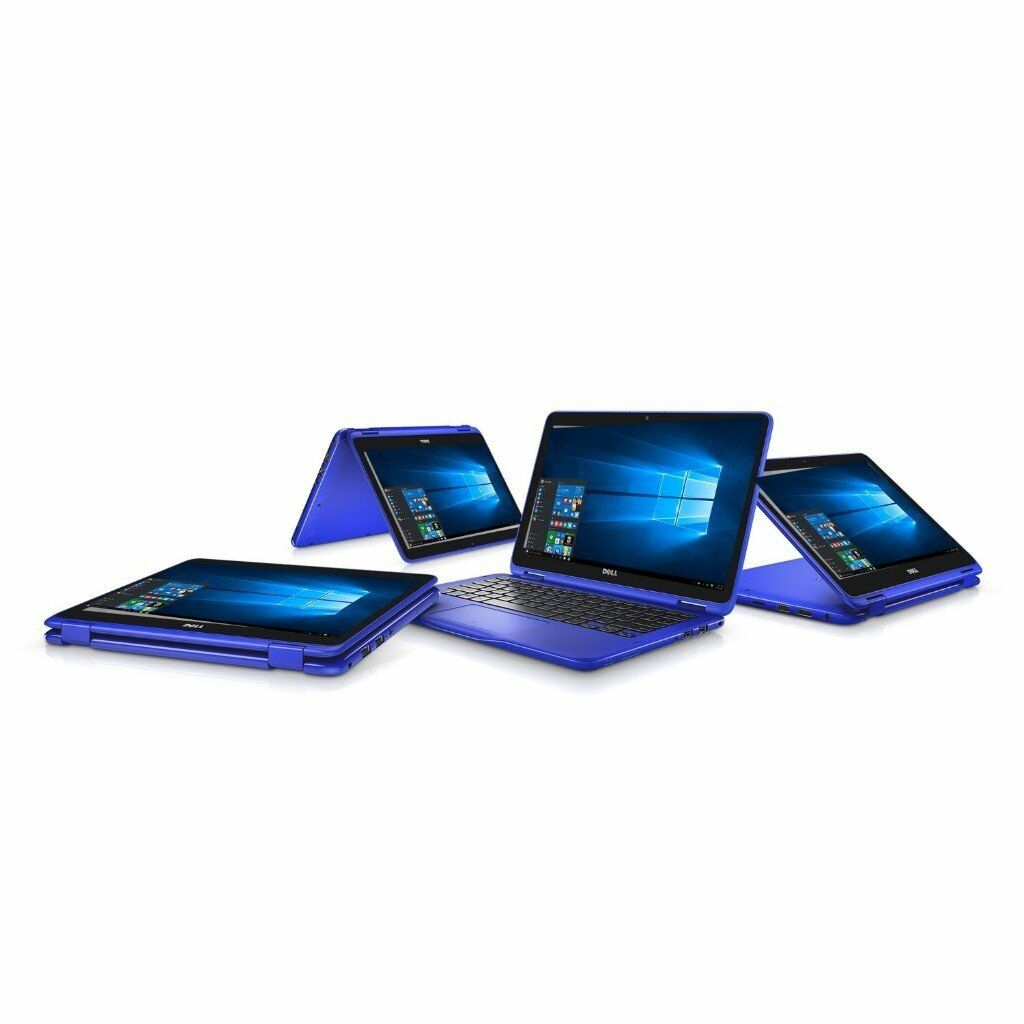 Dell Inspiron 11, Laptop/Tablet, HD Touchscreen intel core