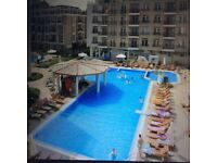 Sunny Beach 2 bedrooms 2 bathrooms unfurnished apartment