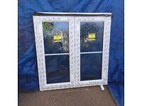 UPVC Window 1100mm x 1150mm ref 241