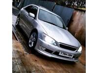 Lexus Is200 Sport (civic,Sierra,audi,golf,Silvia,m3,bmw)