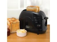 Quest 2 Slice Toast Toaster 700W Defrost Function Easy Clean 35110............Brand New