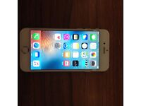 APPLE IPHONE6 16GB SILVER(UNLOCKED)(Excellent Condition)