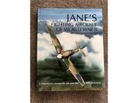 Janes Fighting Aircraft of World War II