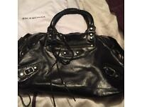 Stunning leather bag