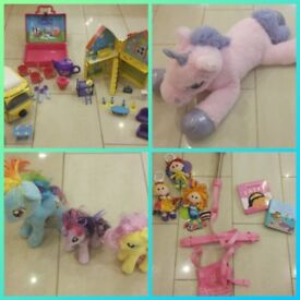 Toys (Various items)