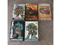 Elephantmen 0-4 Graphic Novels