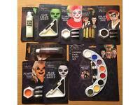 Assorted Fancy Dress/Halloween make up sets