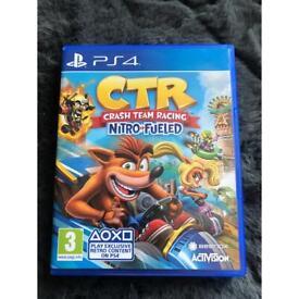 PS4 CTR Crash Team Racing