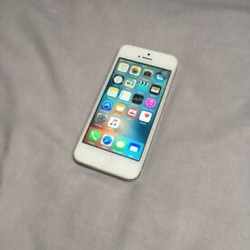 Perfect iPhone 5 unlocked to work on all networks.