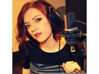 Session Singer / Vocalist available