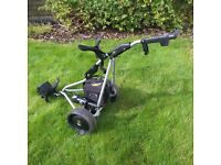 Golf trolley POWERKADDY . In very good condition