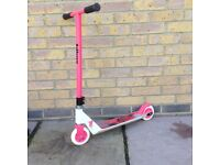 JD bug pink scooter