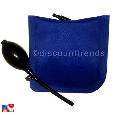 - Air Wedge Alignment Pry Tool Inflatable Shim Air Cushioned Powerful Hand Pump