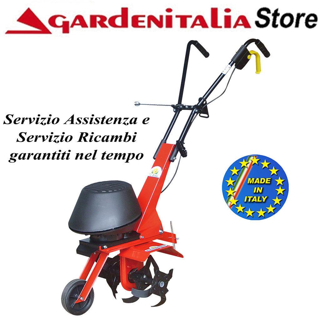 Motozappa Elettrica  EUROSYSTEMS mod.LA ZAPPA 1300 W- MADE IN ITALY Elettrozappa