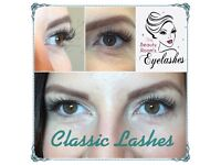 JULY OFFER £5 OFF!! professional Eyelash extensions !