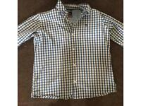 !!! MUST SEE 2 BOYS SMART CASUAL RYDALE SHIRT HARDLY USED AGE 13!!!
