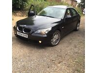 BMW 525d very good condition not BMW 530d or BMW 520d