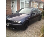 BLUE BMW AUTO 330D 4SALE