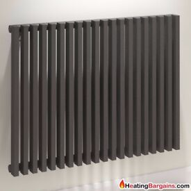 NEW BOXED Kudox Xylo Radiator 600mm x 780mm Anthracite