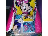 kids mini armchair minnie mouse