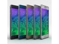 Samsung GALAXY Alpha 32Gb Unlocked Finger Sensor Smartphone GRADED