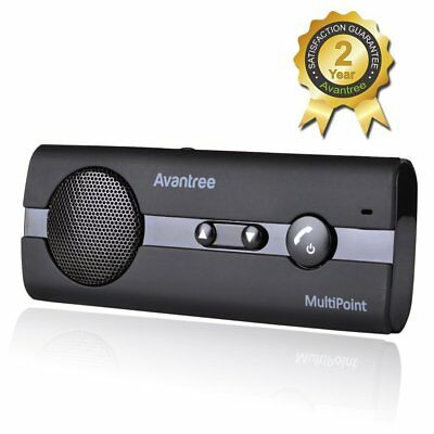 Handsfree Car System Kit Gps Support Wireless Music Speaker Calls Driving Safety
