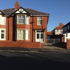 St Annes two bed first floor flat