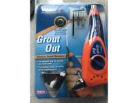 Vitrex grout remover. Unopened. Costs just over £27 from Screwfix.