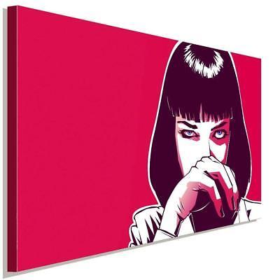 lace AK Art Bilder  Premium Kunstdruck Leinwandbilder XXL (Mia Wallace)