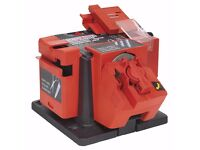 Sealey Sharpener SMS2004 Multi-purpose Tool Blade Bit - Bench Mounting 65W 240V