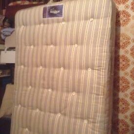 Small double mattress,£50.00