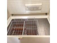 Deep Freezer with baskets