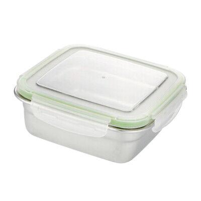 Thermische Mikrowelle Bento Crisper Box Camping Obst Vorratsbehälter für