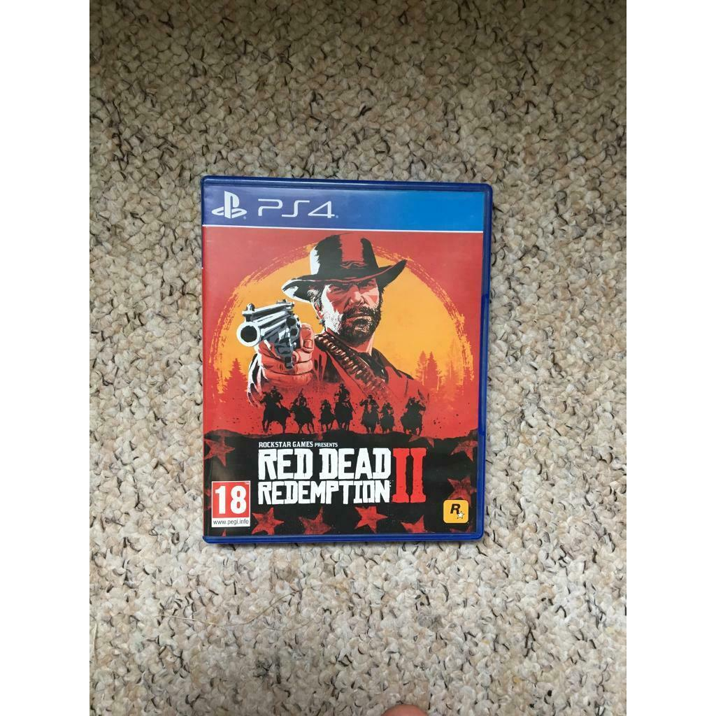 Red Dead Redemption 2 PS4 Game (Brand New) | in Norwich, Norfolk | Gumtree
