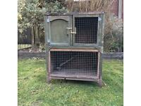 Rabbit/Chicken/Guinea Pig Hutch