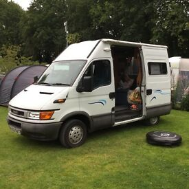 Iveco Daily Campervan