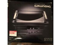 Grundig Contact Grill (must be collected)